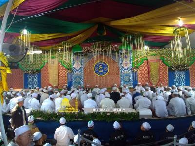 Haul Syekh Abu Bakar bin Salim, Habib Umar Berpesan Jamaah Jangan Jadi Manusia Sombong
