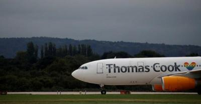 Perusahaan Travel Thomas Cook Gulung Tikar, 150.000 Pelanggan Terlantar