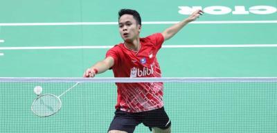 Daftar Wakil Indonesia di Korea Open 2019