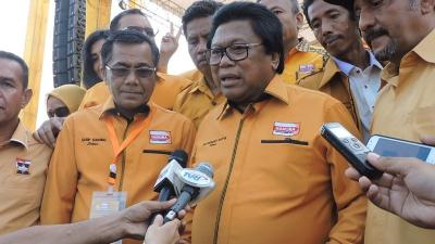 OSO Siapkan Kader Hanura Berkualitas untuk Tarung di Pemilu 2024