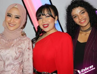 Result The Voice Indonesia 2019 Episode 14, 6 Peserta Lolos ke Babak Battle