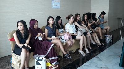 Audisi Miss Indonesia di Yogyakarta Diikuti Peserta dari Berbagai Provinsi