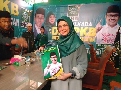 Pilkada Tangsel, Putri Ma'ruf Amin Intens Bertemu Cak Imin