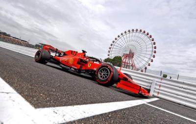 Hasil Kualifikasi F1 GP Jepang 2019