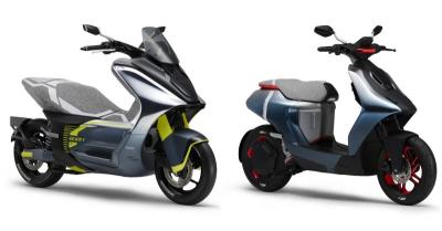 Yamaha Siapkan Skutik Listrik Badan Bongsor Mirip Nmax, Meluncur di TMS 2019