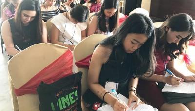 Demi Ikut Audisi Miss Indonesia 2020, Mahasiswi dari Malang Kunjungi Yogyakarta