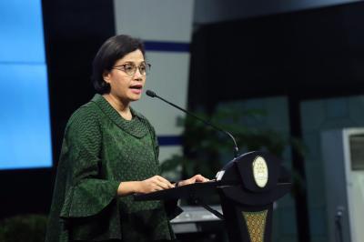 Masuk Daftar Menteri dengan Kinerja Terbaik, Ini Segudang Prestasi Sri Mulyani