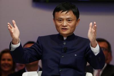 Jack Ma 'Betah' Tempati Posisi Orang Terkaya di China