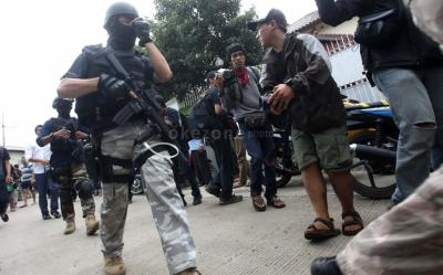 Terduga Anggota Jaringan Pelaku Penusukan Wiranto Diamankan di Indramayu