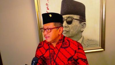 PDIP Sebut Jokowi Akan Tindak Kelompok Radikal