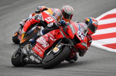 Domenicali Sebut Ducati Lebih Baik dari Honda di MotoGP 2019