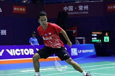 Hadapi Pranoy di Laga Perdana Denmark Open 2019, Ini Persiapan Anthony