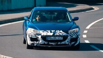 Mazda Lakukan Pengujian Mobil Baru, Inikah Mesin Rotary