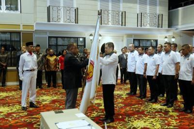 Ketum KONI Optimis Hary Tanoesoedibjo Akan Bawa Biliar Indonesia Berkibar di Dunia