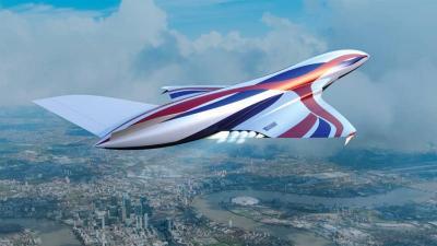 Naik Pesawat Hipersonik, London-Sydney Cuma 4 Jam
