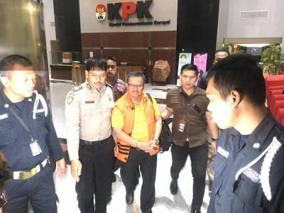 Ditahan KPK, Bupati Indramayu : Saya Mohon Maaf kepada Masyarakat