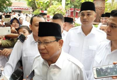 Pengamat: Safari Politik Strategi Prabowo agar Diterima Masuk Koalisi Jokowi