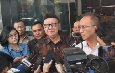 Mendagri Kecewa Wali Kota Medan Diciduk KPK