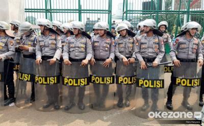 Soal Diskresi Demo saat Pelantikan Presiden, Polri Utamakan Harkat dan Martabat Bangsa