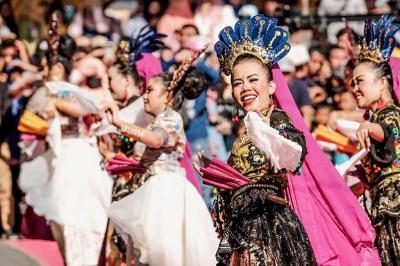 Gunakan Kurator, Kementerian Pariwisata Resmi Luncurkan Calendar Of Events  COE  Nasional 2020