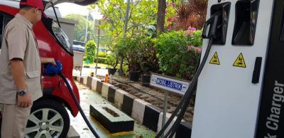 Dorong Percepatan Mobil Listrik, BPPT & PLN Kebut Fasilitas SPKLU