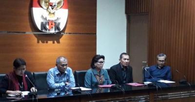 KPK Tahan Kepala BPJN XII di Rutan Polres Jakarta Timur