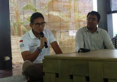 Sandiaga Sebut Edhy Prabowo Cocok Jadi Menteri Jokowi