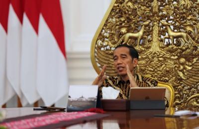 Presiden Jokowi Dikabarkan Belum Tanda Tangan UU KPK yang Baru