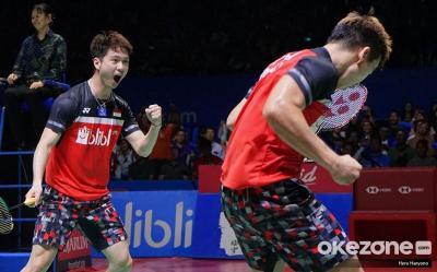 Jadwal Wakil Indonesia di 16 Besar Denmark Open 2019