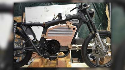 Modifikator Ini Sematkan Teknologi Hybrid pada Honda CB200