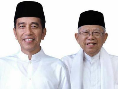 Persiapan Pelantikan Jokowi-Ma'ruf Sudah 95 Persen