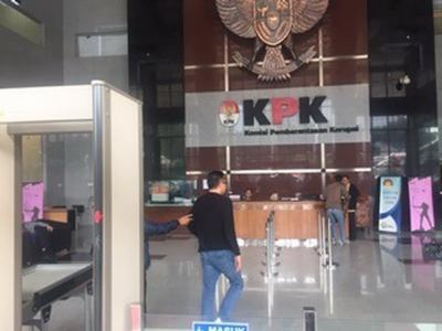 Sempat Kabur, Protokoler Walkot Medan Menyerahkan Diri ke KPK