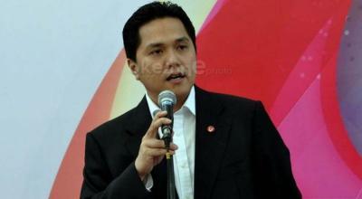 Politikus PDIP Bantah Posisi Menteri BUMN untuk Erick Thohir