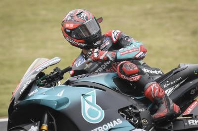 Tercepat di Hari Pertama MotoGP 2019, Quartararo Petik Banyak Pelajaran