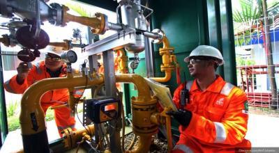 Intip Kesiapan PGN Sambung Jaringan Gas di Ibu Kota Baru