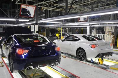 Jepang Diterjang Badai, Pabrik Mobil Ini Libur Seminggu