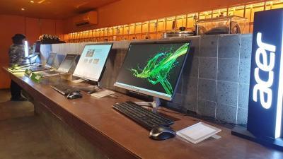 Acer Perkenalkan Jajaran Laptop Baru dengan Desain Tipis