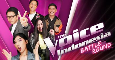 Hasil Akhir Babak Battle Round The Voice Indonesia 2019