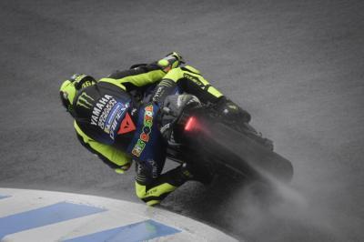 Rossi Bisa Finis Dekat Podium di MotoGP Jepang 2019