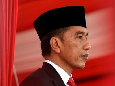 Jelang Pelantikan, Jokowi Ganti Foto Twitter Pakai Peci Hitam dan Dasi Merah