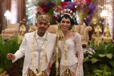 Kisah Cinta Cicit Presiden Soeharto, Menaruh Hati Sejak SD hingga Berujung ke Pelaminan