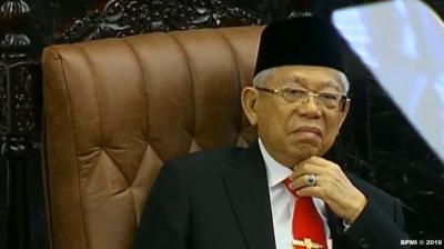 Ma'ruf Amin ke Istana Dijadwalkan Bertemu Wapres Negara Sahabat
