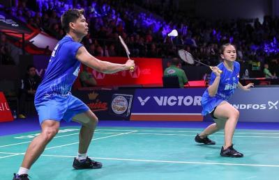 Praveen Melati Coba Manfaatkan Momentum untuk Raih Gelar Juara