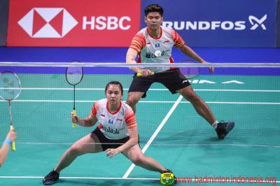 Head-to-Head Praveen Melati vs Wang Huang, Usung Momen Revans