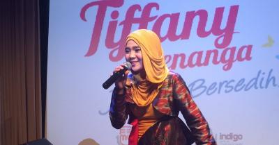 Punya Butik Sendiri, Tiffany Kenanga Akui Lebih Suka Nyanyi