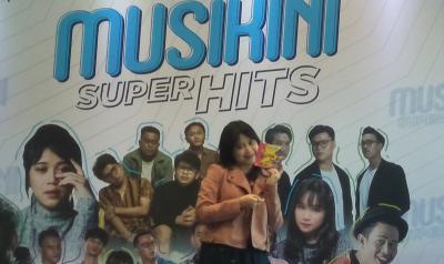 Brisia Jodie - Aaliyah Massaid Hadir di Album Kompilasi Musikini Superhits
