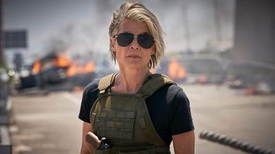 Linda Hamilton Diet Ketat Demi Terminator: Dark Fate