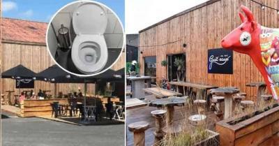 Makan di Restoran Ini,  Tamu Bakal Dikasih Air Minum dari Toilet
