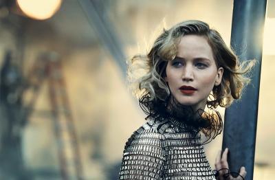Jennifer Lawrence Gelar Pesta Pernikahan Selama 12 Jam