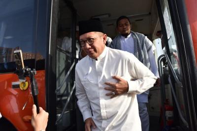 Pamitan, Lukman Hakim Titip Tiga Pesan untuk Keluarga Kementerian Agama